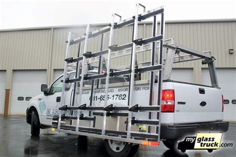 Glass Truck Racks by Gallery Glass Truck
