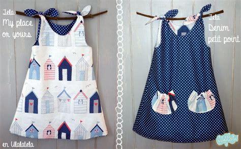 vestido nina patrones patr 211 n vestido ni 209 a quot eva dress quot pdf babies patterns