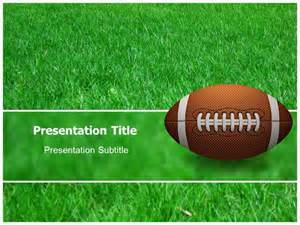 free football powerpoint templates best photos of football themed templates free printable