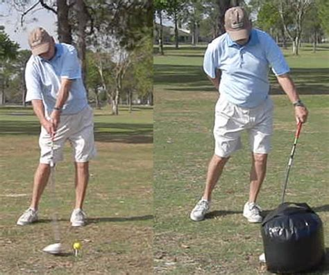 too handsy golf swing golf tip dissecting the hole taking golf swing classes