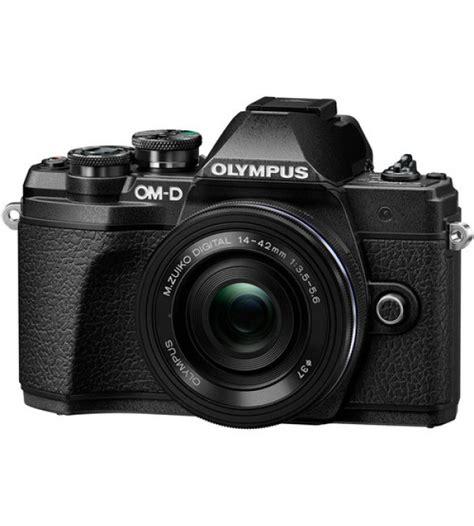 Olympus Om D Lensa 14 42mm olympus om d e m10 iii kit 14 42mm ez ed