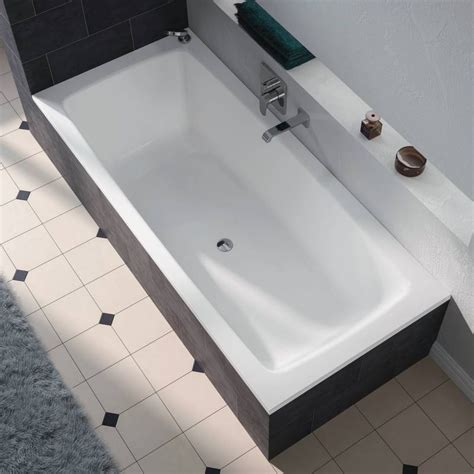 kaldewei bathtub kaldewei cayono duo steel bath uk bathrooms
