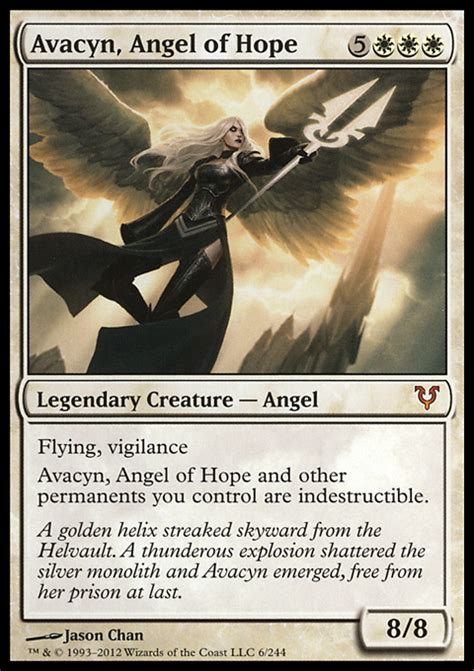 engel deck avacyn of magic the gathering card info