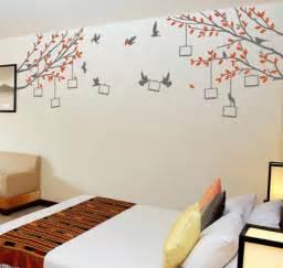 Tree Branch Wall Sticker tips memilih stiker dinding untuk rumah minimalis anda