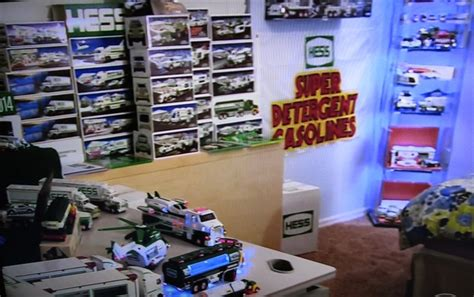toys in the bedroom dads round table hess toy trucks awaken positive memories truckinginfo com
