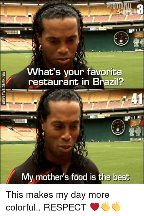 Whats Your Favorite Afternoon Snack by What S Your Favorite Restaurant In Brazil My S