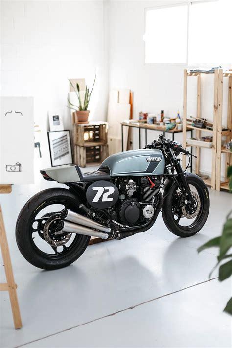 Motorrad Yamaha Xj 600 by Yamaha Xj600 Umbau Von Foundry Motorcycles