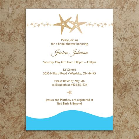 5 Best Images Of Beach Wedding Invitations Printable Beach Wedding Invitations Templates Free Wedding Invitation Templates With Pictures