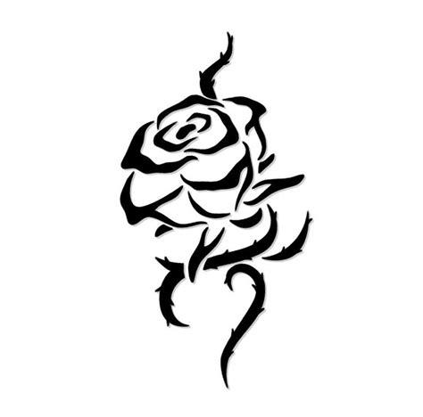 tattoo tribal vorlagen rosenranke tattoo bedeutung ideen und vorlagen
