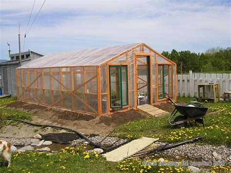 backyard greenhouse plans greenhouses plans acces r for greenhouse wood frame