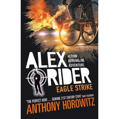 strike books alex rider eagle strike