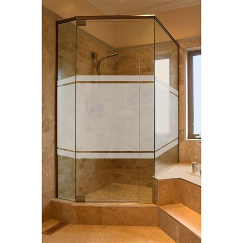 bathroom window privacy film home depot artscape 24 in x 36 in etched glass decorative window