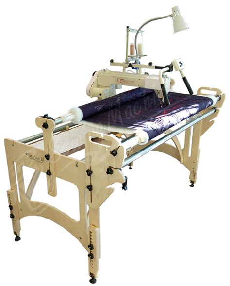 Arm Sewing Machine For Quilting by Quilter 18 Arm Machine W Stitch Regulator Frame