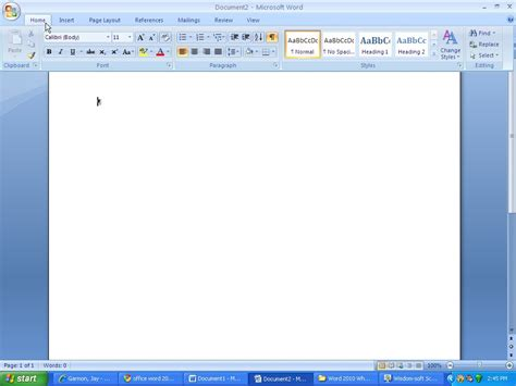 on microsoft word microsoft word 2010 review what s new in word 2010