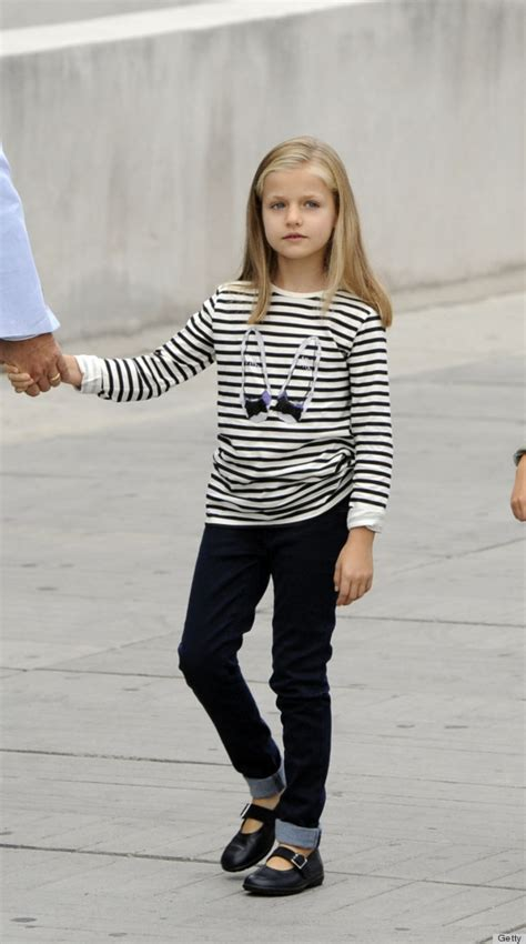 chic spanish casual clothes for women for life and style photos spain s 8 year old future queen already has