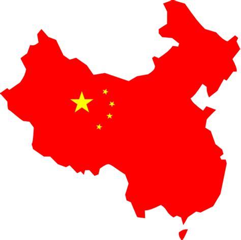 china map vector china map clip at clker vector clip