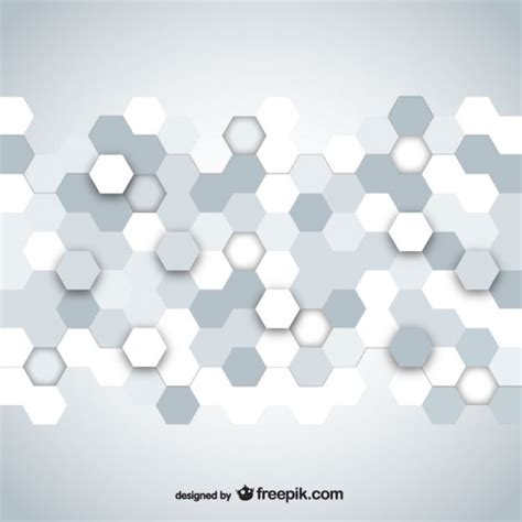 hexagon background pattern free hexagonal mosaic vector free download