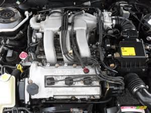 2000 mazda 626 es v6 2 5 liter dohc 24 valve v6 engine