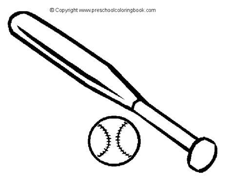www preschoolcoloringbook com sports baseball coloring