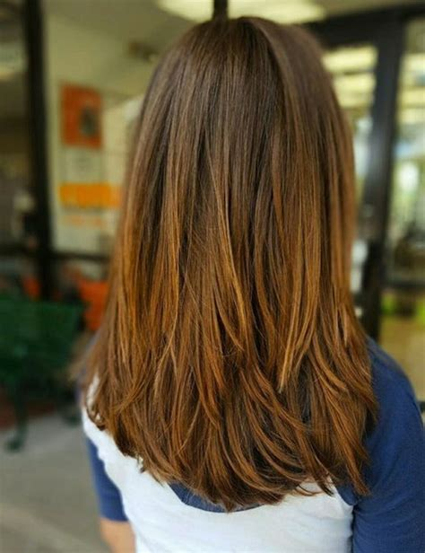 haircut designs long hair cortes de pelo largo capas desiguales peinados