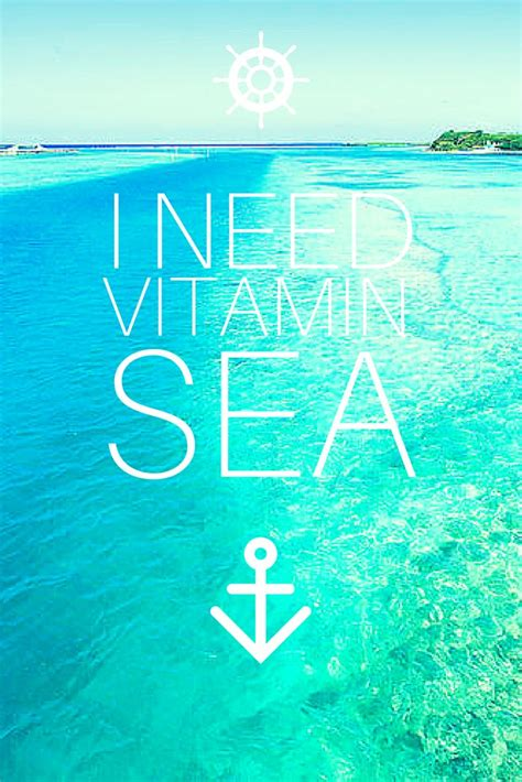 Vitamin Sea i need vitamin sea quotes 2 and vitamins