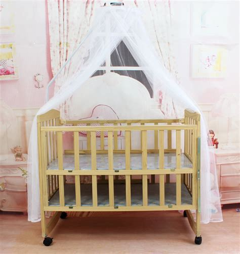 futon nursery 2016 new baby crib mosquito net tent infant bed crib