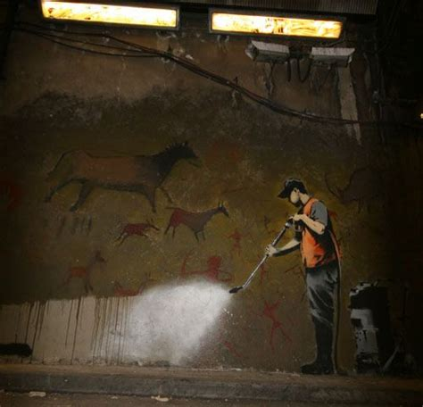 spray paint artist banksy 1000 images about cleaning funnies on toilets