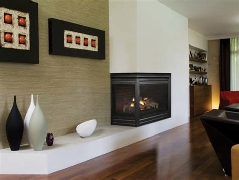 modern corner gas fireplace heat glo corner gas fireplace contemporary living
