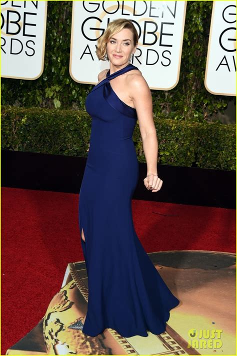 Kate Winslet At The Golden Globes kate winslet is a ralph at golden globes