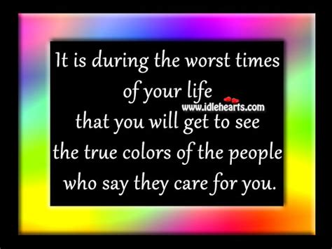 True Peoples Search Quotes About Peoples True Colors Quotesgram