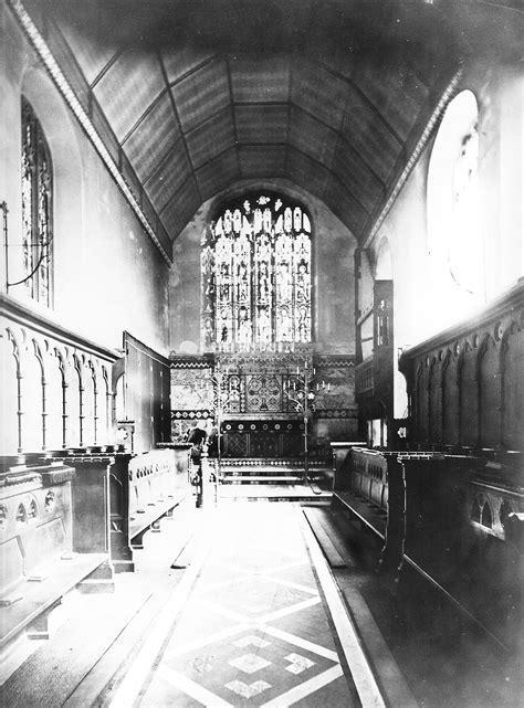 Old Chapel   Queens' College