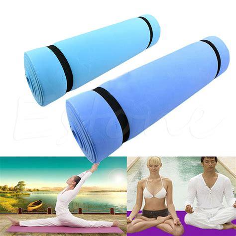 comfortable yoga mat ᓂ177 50 6cm eva foam yoga mat dproof sleeping soft