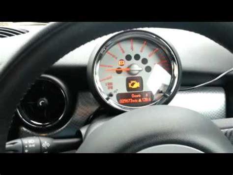 mini cooper engine light symbols mini cooper s r56 high pressure fuel issue