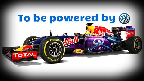 volkswagen red car volkswagen s f1 bet to be placed on red bull team a deal