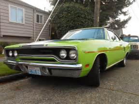 1970 plymouth road runner cars carnutts info