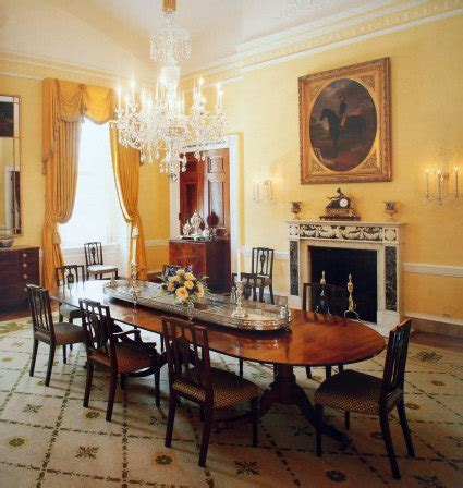 white house dining room family dining room white house museum
