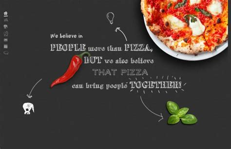 Best Handmade Websites - my pizza oven a time with handmade pizza