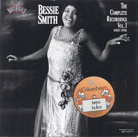 Recordings Vol1 bessie smith the complete recordings vol 1 cd at discogs