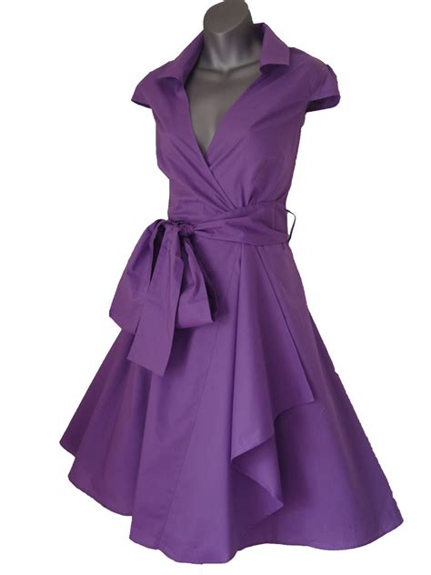 rockabilly swing dress lilac swing pinup rockabilly dress look for the stars