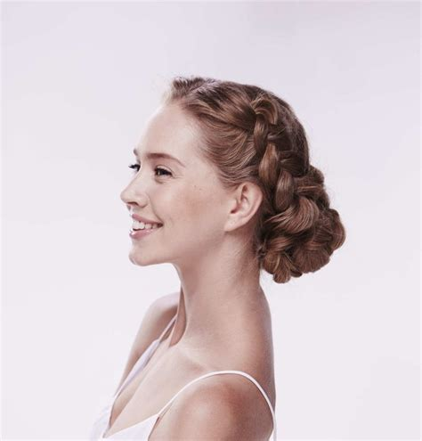 updo hairstyle tools braided updo hairstyle by updo