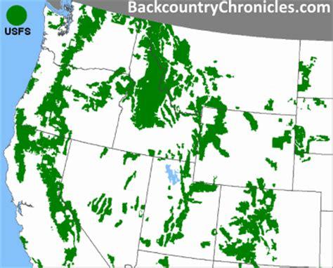 colorado national forest maps diy elk hunt choose an elk unit in a national forest