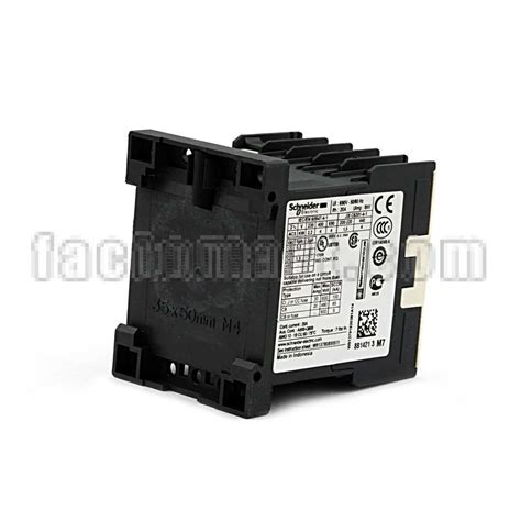 Magnetic Contactor 3p 9a Lc1d09 220vac Schneider magnetic contactor schneider lc1k0901m7