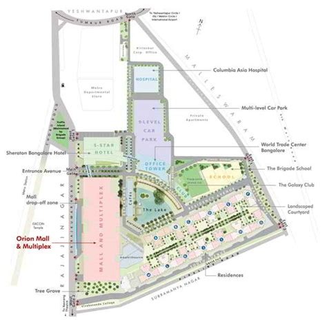 Mall Bangalore Floor Plan by Mall Malleswaram Shopping Malls In Bangalore