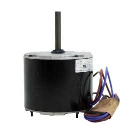 1 3 hp condenser fan motor 0131m00008psp goodman 1 3 hp 1 speed 6 pole condenser