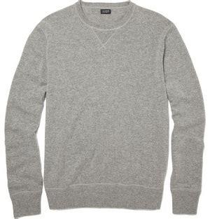 Crew Neck Sweater Pria fitinline 3 jenis sweater pria untuk til stylish