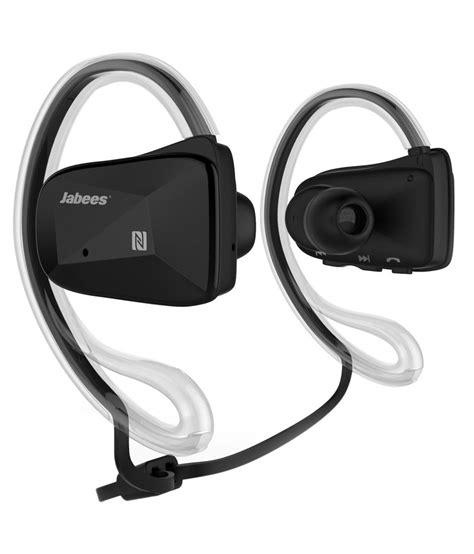 Headset Earphone Stereo Headphone Jabees M4 jabees bsport wireless bluetooth stereo headset with mic black buy jabees bsport wireless