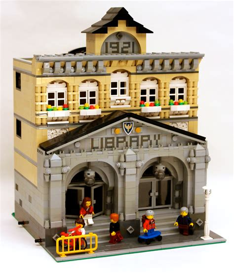 building creator lego ideas modular library
