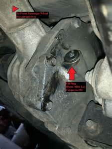 Nissan Titan Front Differential Fluid How To Front Rear Differential And Transfercase Fluid
