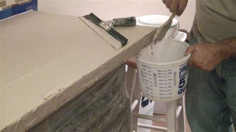 Concrete Overlay Countertops by Concrete Overlay For Countertops