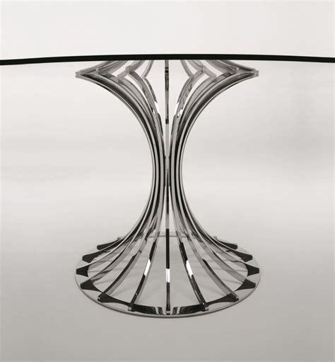 misuraemme tavoli tavolo rotondo in cristallo bellafonte misuraemme